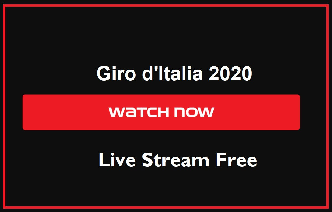 Giro d'Italia 2020 Live Streaming Reddit FREE How to Watch on Road Cycling Channel - INSCMagazine