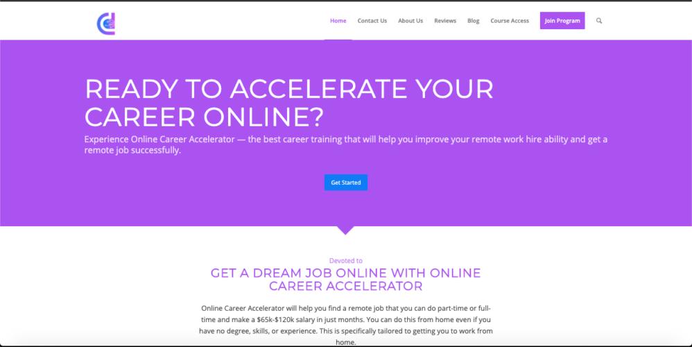 An Bui Online Career Accelerator